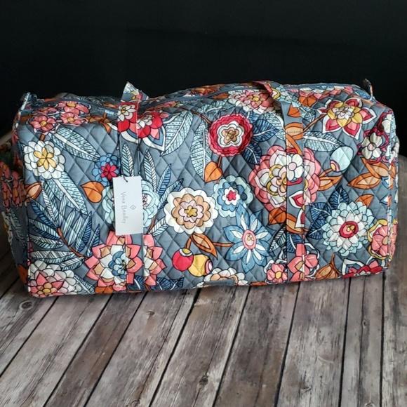 Vera Bradley Handbags - **Not Available**Vera Bradley Large Travel Duffel